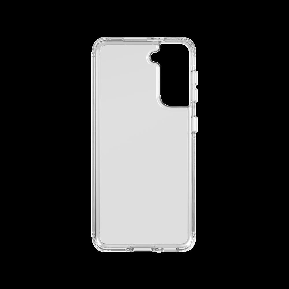 Tech21 Evo Clear Case För Galaxy S21 5G Transparent