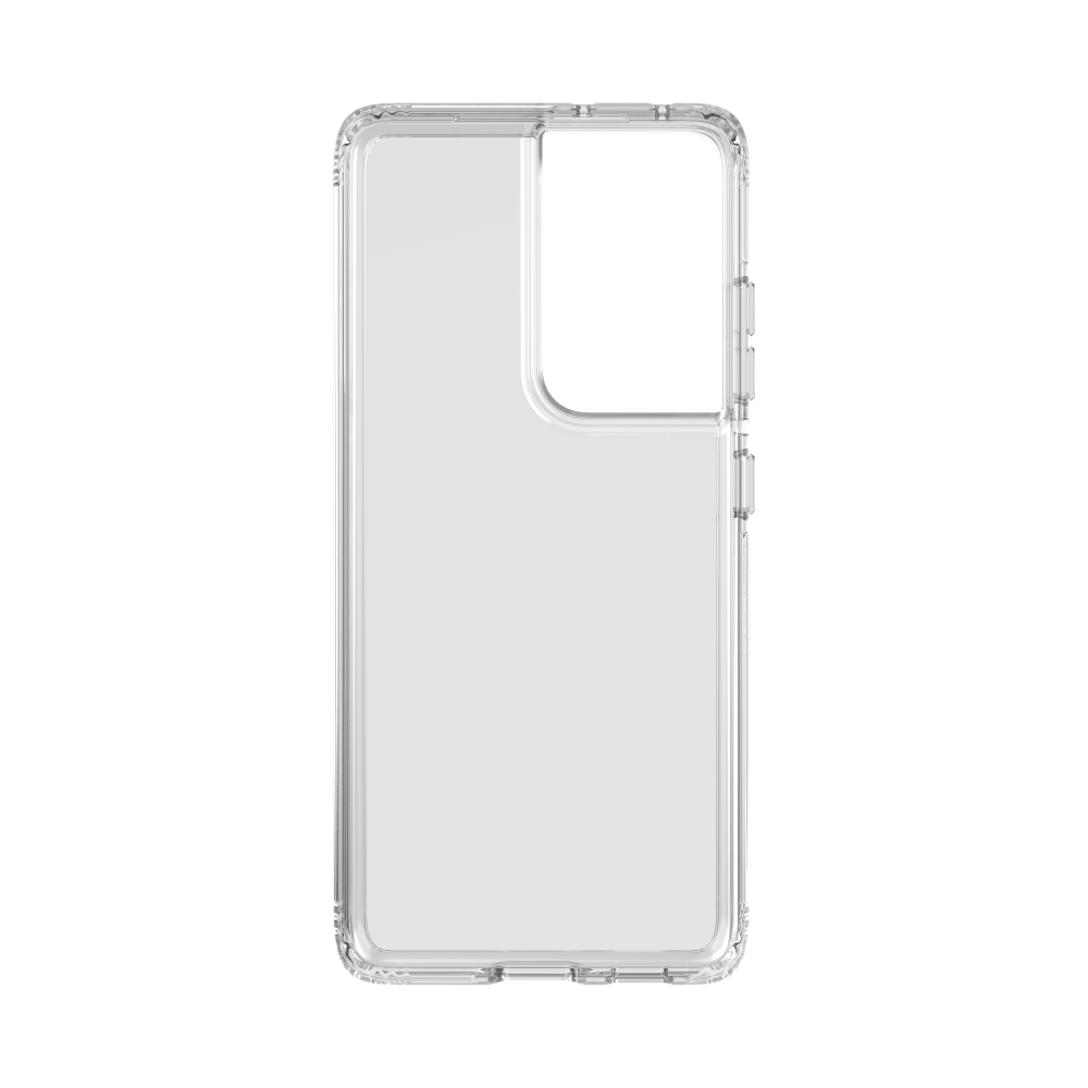 Tech21 Evo Clear Case För Galaxy S21 Ultra 5G Transparent