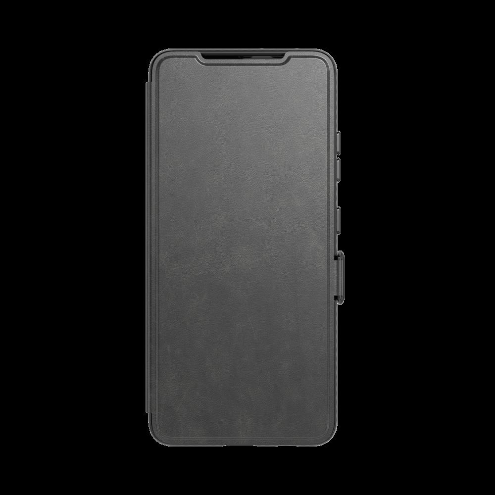 Tech21 Evo Wallet Fodral För Galaxy S21 Ultra 5G Rök/Svart