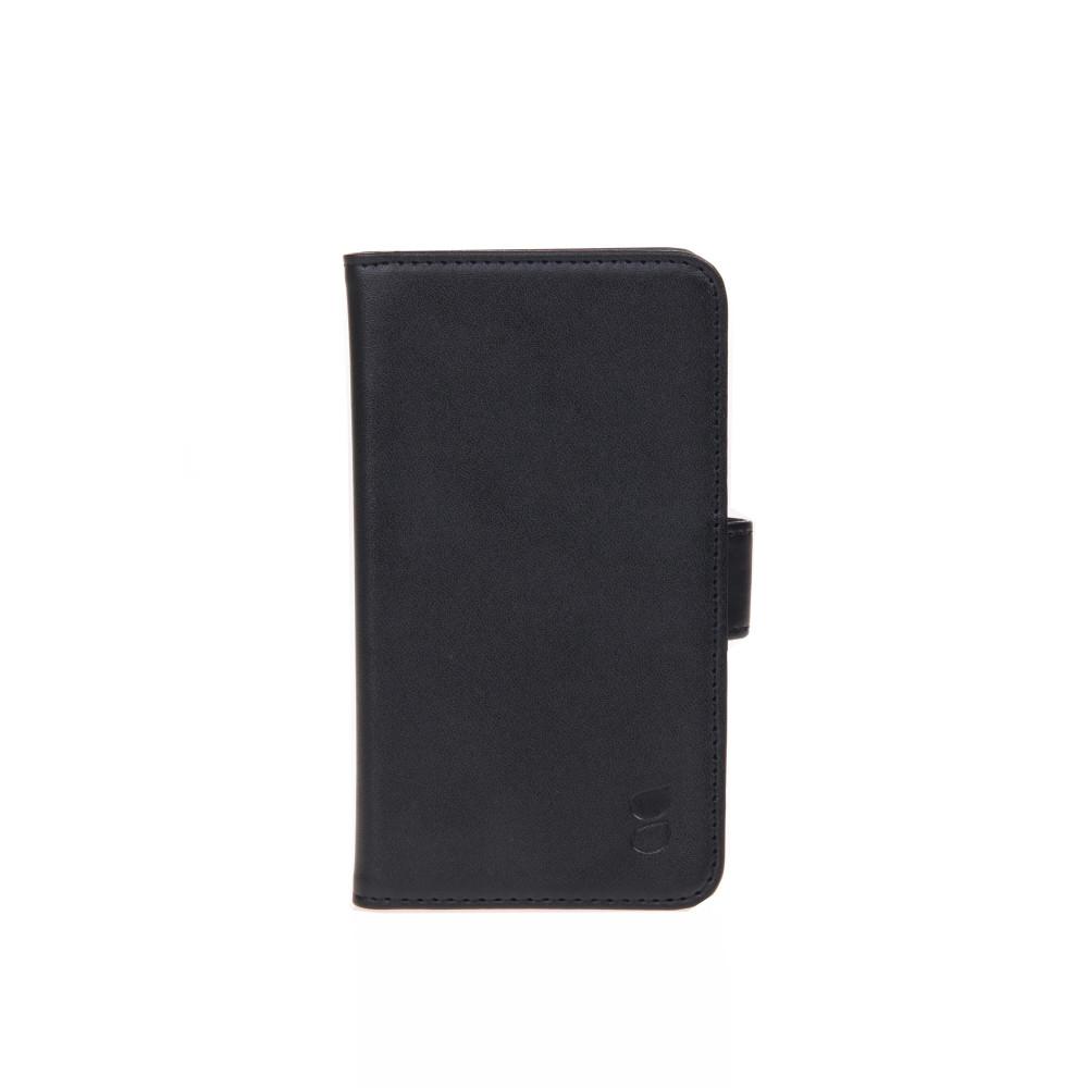 Gear Plånboksväska svart För Sony Xperia E4