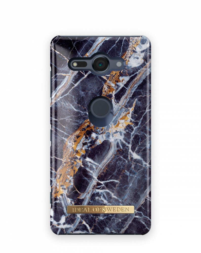 iDeal of Sweden MIDNIGHT BLUE MARBLE För Xperia XZ2 Compact