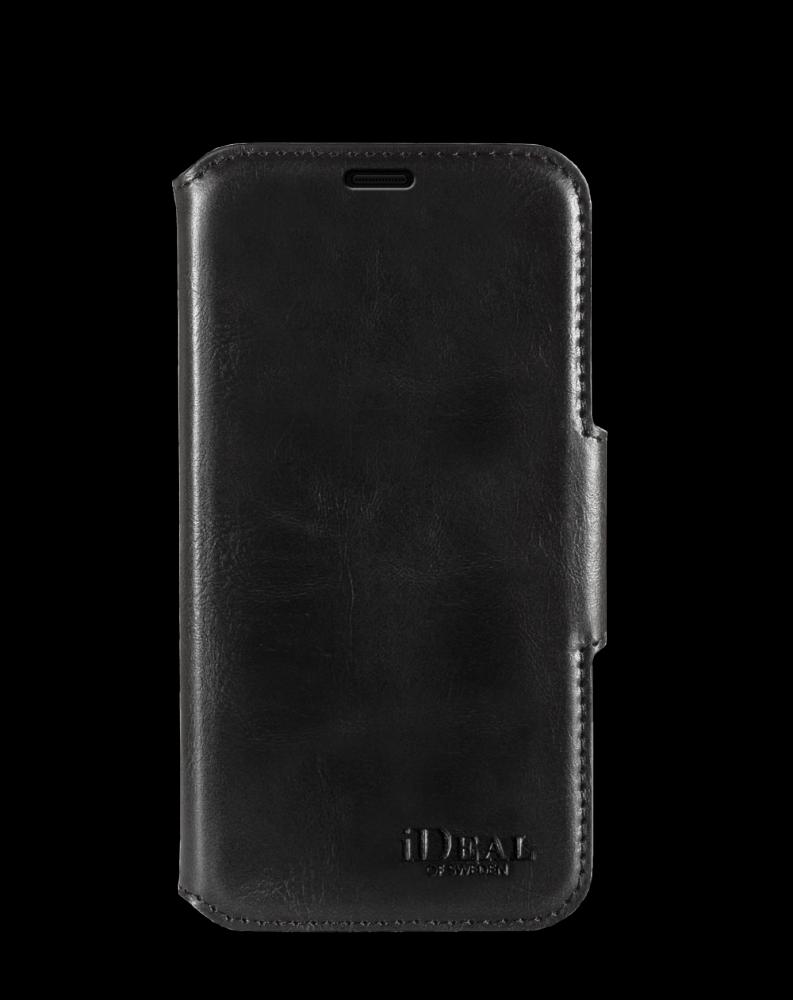 iDeal of Sweden London Wallet Svart För Galaxy S8+
