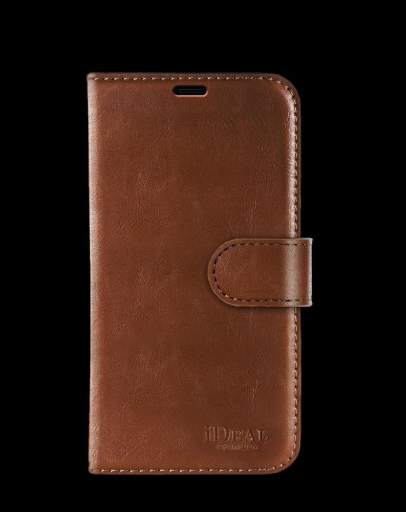 iDeal of Sweden Magnet Wallet+ Brun För Galaxy S9+