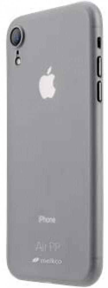 Melkco Air PP Case För iPhone XR