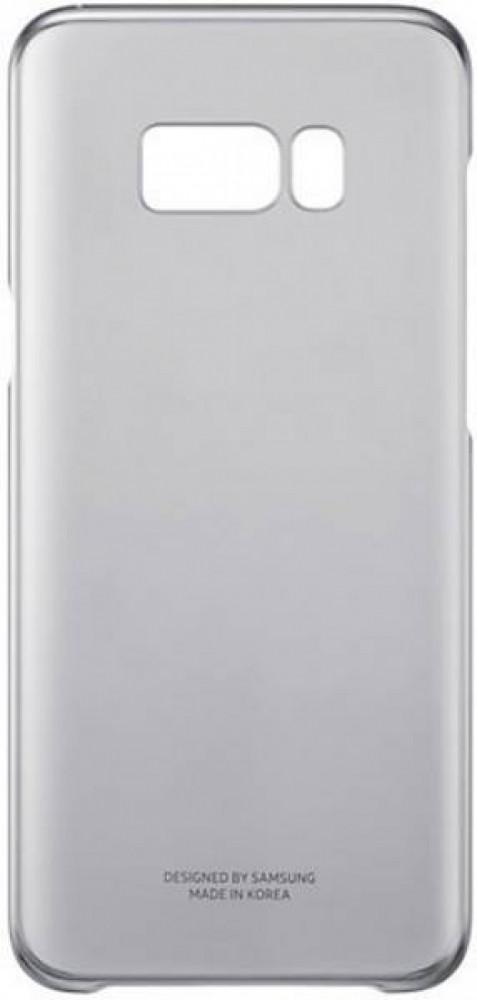 Samsung Clear Cover För Galaxy S8+ Svart