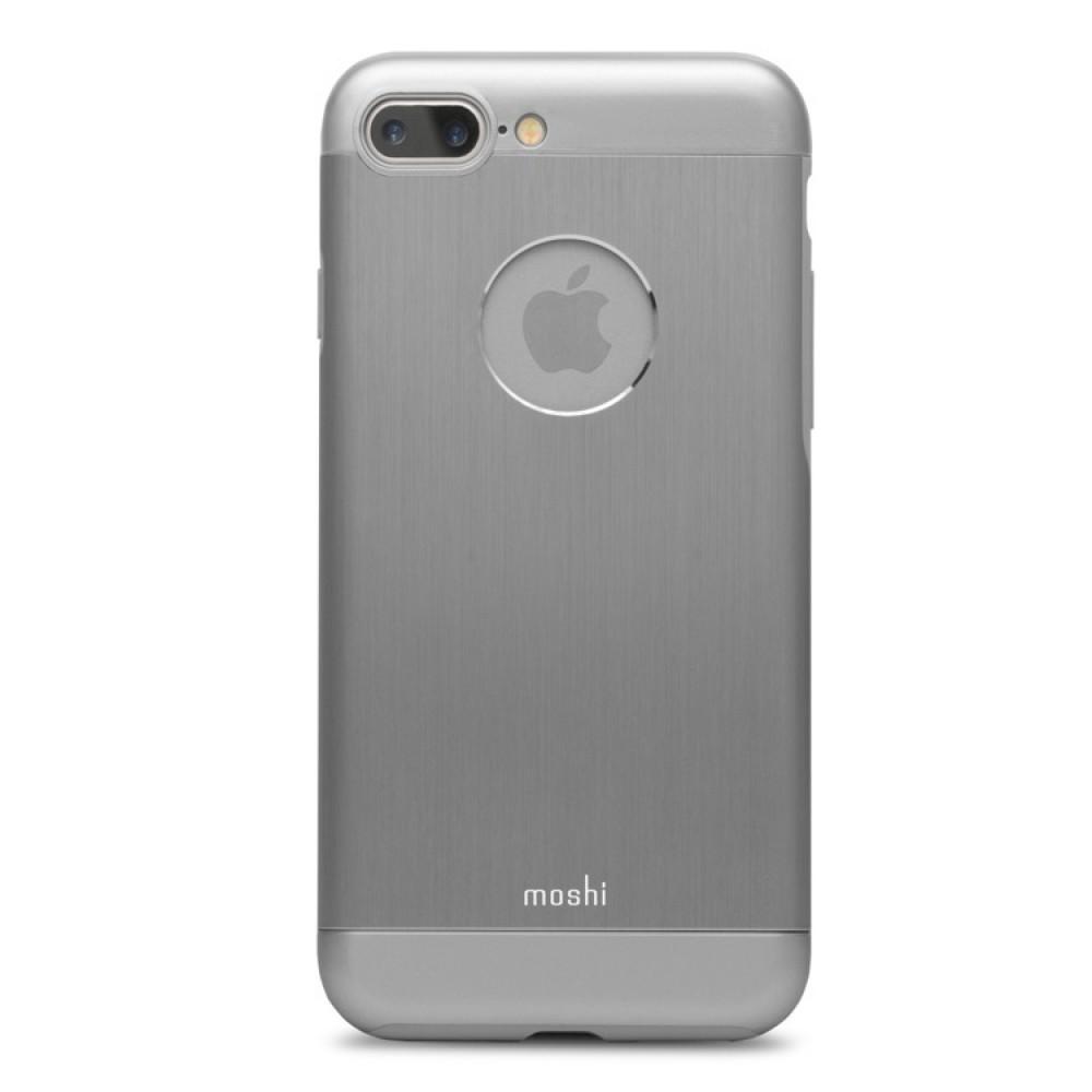 Moshi iGlaze Armour För iPhone 7 Plus Grå
