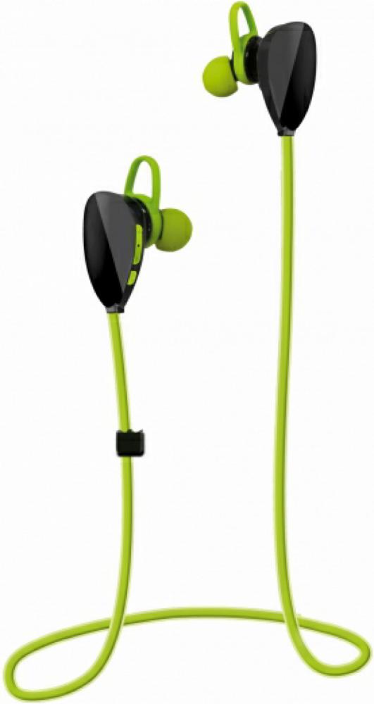 Vivanco Sport PRO Bluetooth Hjälm Headset Grön