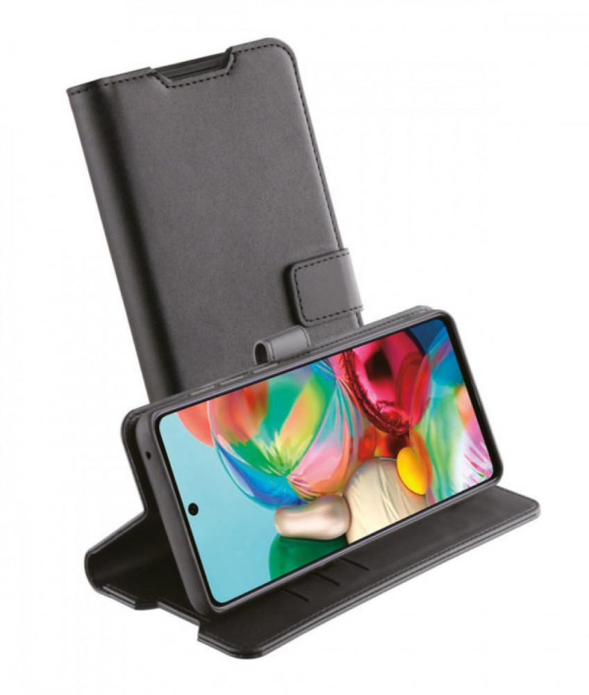Vivanco Plånboksfodral til Galaxy A72 Svart