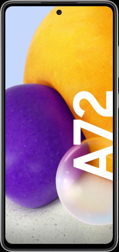 Samsung Galaxy A72 4G Svart