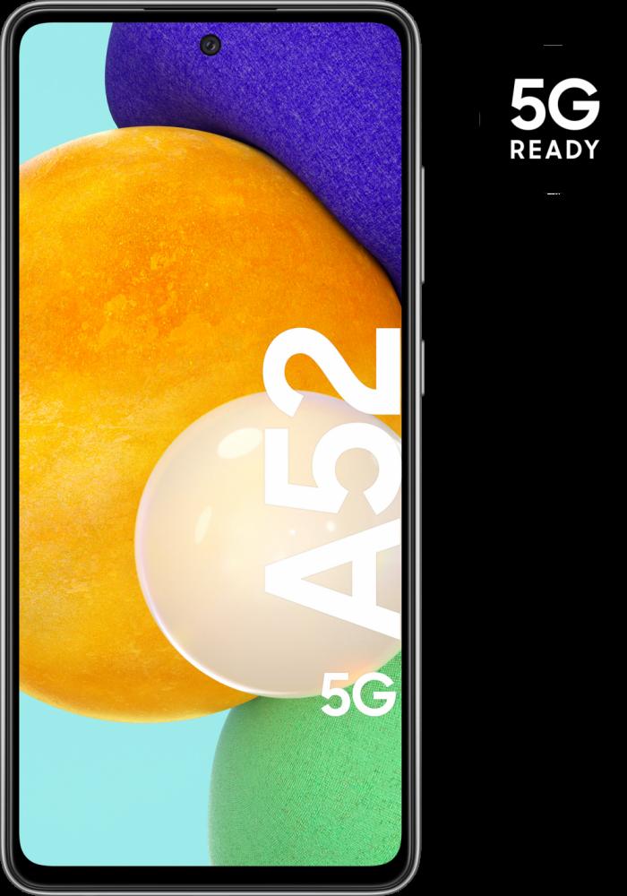 Samsung Galaxy A52 5G A526 128GB Svart
