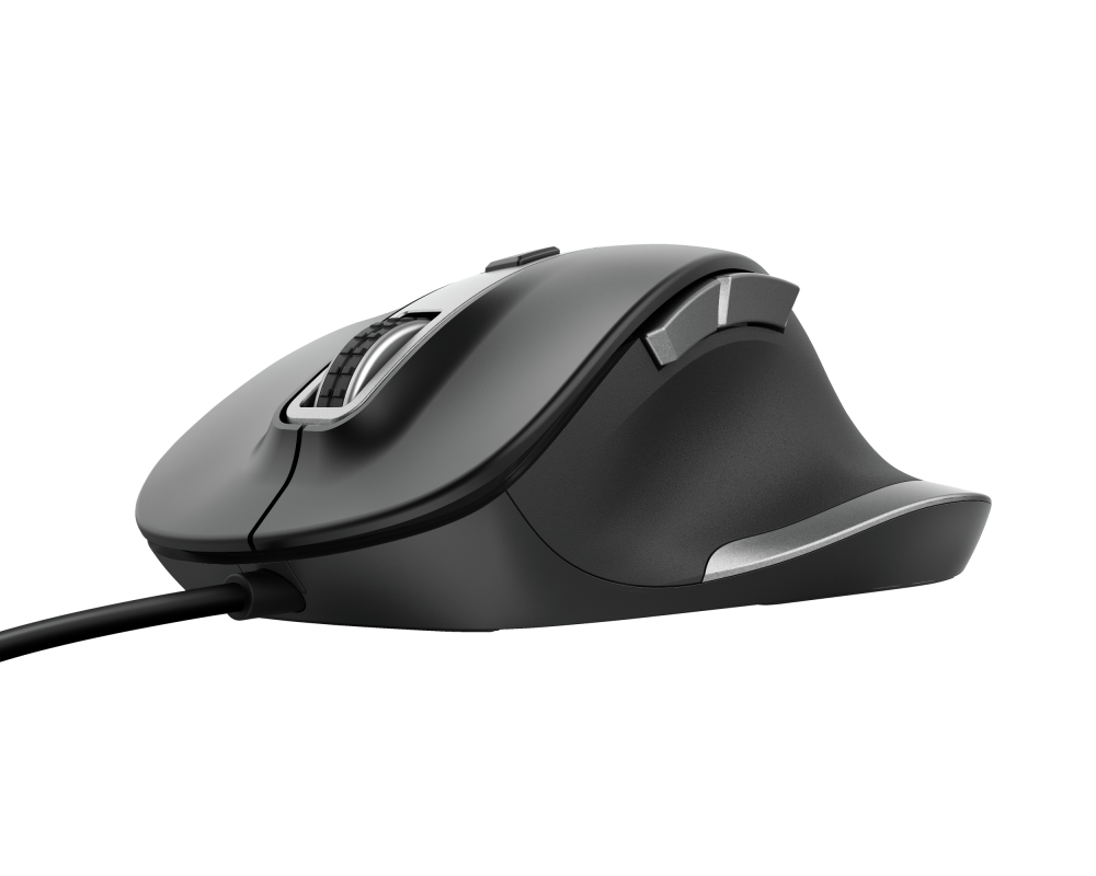 Trust Fyda Wired Comfort Mouse