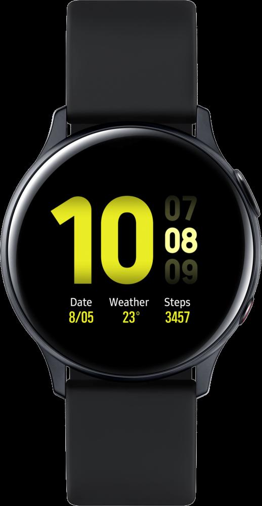 Samsung Galaxy Watch Active 2 40mm Svart