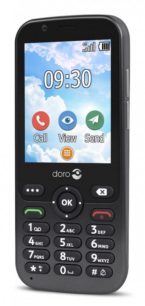 Doro 7011 Graphite (4G)