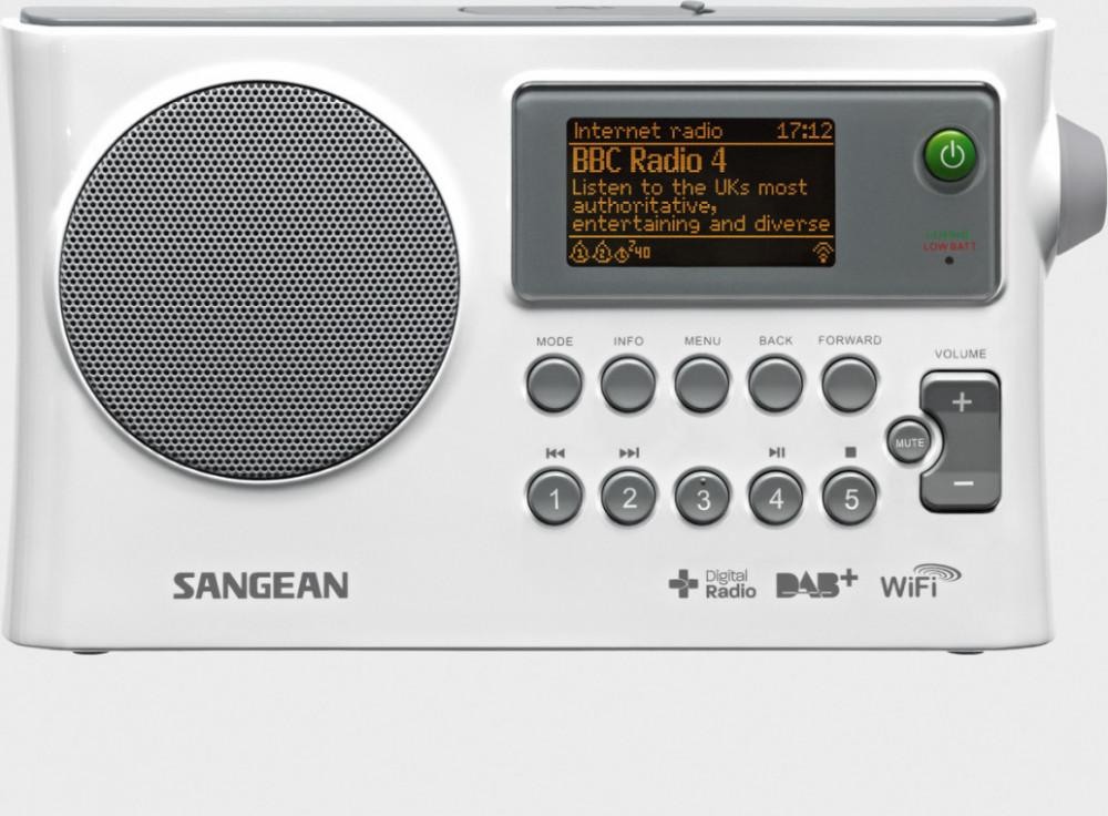 Sangean WFR-28 Vit